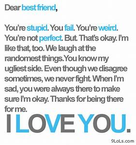 BEST FRIEND QUOTES FUNNY TUMBLR image quotes at ...