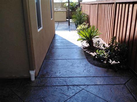 sted concrete contractor temecula decorative concrete