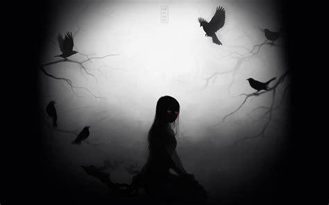 Viktoria Voronko Mezamero anime fantasy dark demon zombie