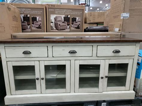 bayside cabinets bayside furnishings 72 quot accent cabinet costco97