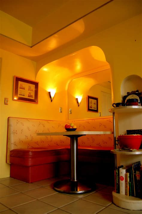 art deco kitchen photographs
