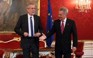 Defeated right-wing Austrian president hopeful urges unity ...