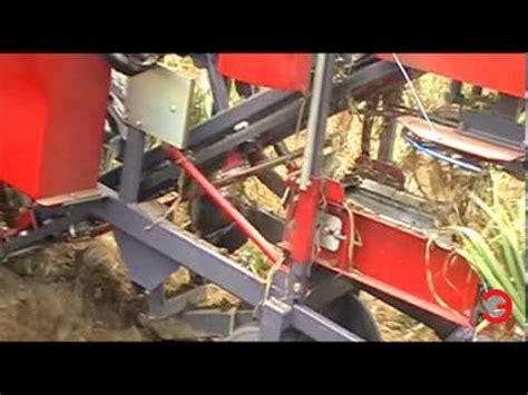 erme mechanization  garlic growing