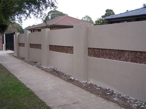 modern brick fence designs 15 best lighting letterboxes images on pinterest boundary walls diy wall and front fence