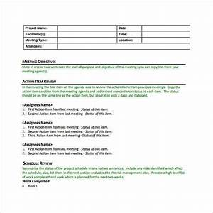 Sample School Organizational Chart Meeting Minutes Templates With Images Word Template