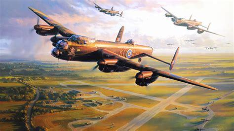 9 Avro Lancaster Hd Wallpapers