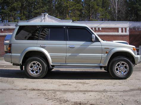 1994 mitsubishi pajero 3 5l gasoline automatic for sale