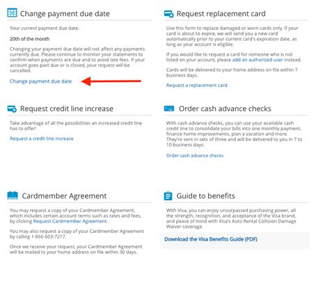 Replace bank of america credit card. How To Change Your Credit Card Due Date - Credit Card Insider