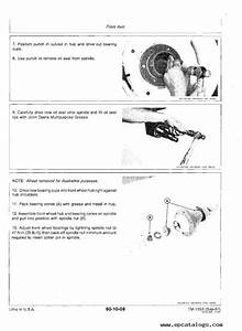 John Deere 4050  U0026 4250  U0026 4450 Tractors Tm1353 Pdf Manual