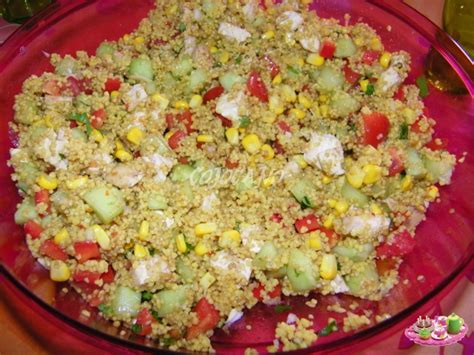 recette de taboule maison taboule au poulet aux epices douces les petits plats dans les grands