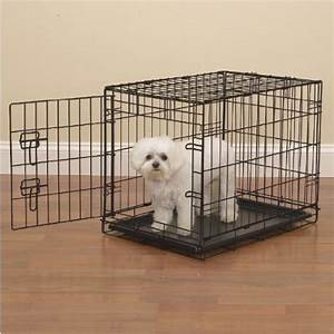 5 best dog crate options review what39s best size wise With best dog crates for small dogs