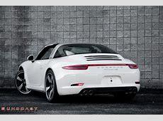 Suncoast Motorsports Porsche 911 Targa 4S met Fuchs 50th