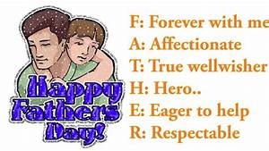 Must Watch - Happy Father's Day Wishes , Greetings ...