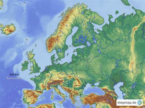 europa zum lernen von lachmann landkarte fuer deutschland