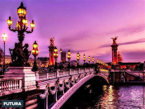 Pont Alexandre Iii Inauguré Pour L