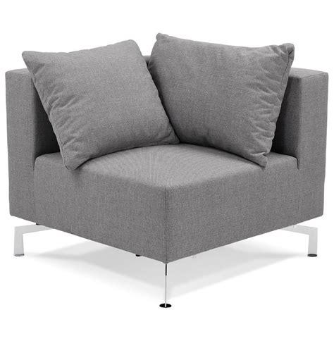 canape voltaire coin de canapé voltaire corner gris canapé modulable