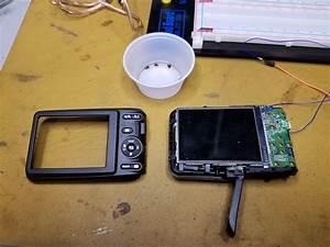 Hojo U0026 39 S Ham Blog  Modifying A Kodak Pixpro Fz43 For External Shutter Control