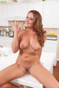 In The Kitchen With Redhead Milf Elexis Monroe Milf Fox