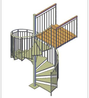 Used Staircase For Sale by How To Build A Spiral Staircase Extreme How To