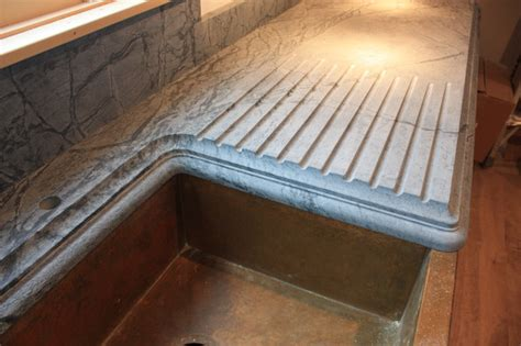 Soapstone Countertops Indianapolis by Indianapolis Soapstone Traditional Kitchen