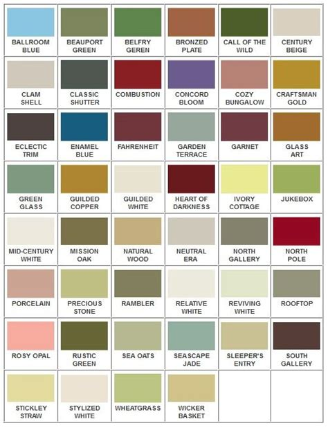 craftsman paint colors american craftsman inspired paint colors for arts and