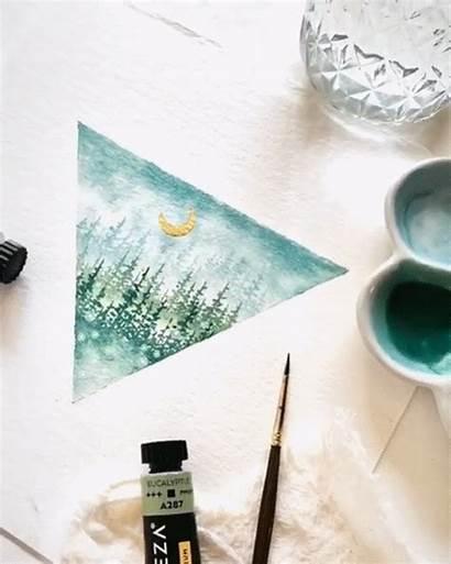 Watercolor Sie Arteza Peinture Finden Drawings Creative