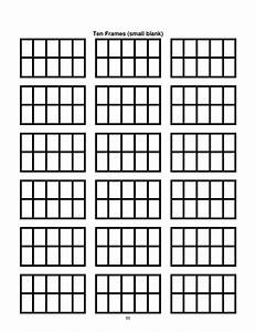 1000 images about ten frame math talk on pinterest With 10 frame template printable