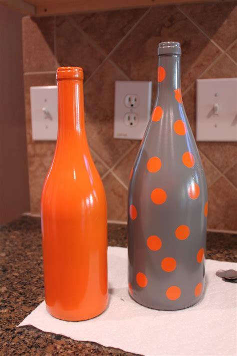 wine bottle pinspiration fumes talking or success spray paint