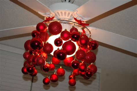 ceiling fan chandelier fail holiday lighting decor