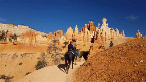 bryce riding canyon horseback