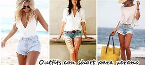 Outfits con short para este verano | Beauty and fashion ideas Fashion Trends Latest Fashion ...