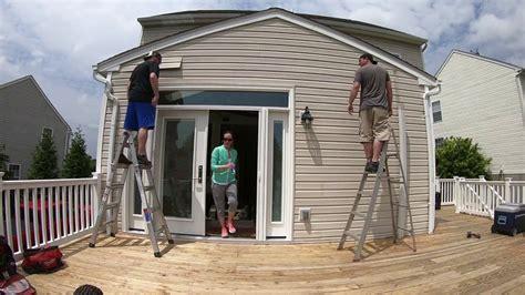 install  sunsetter awning youtube