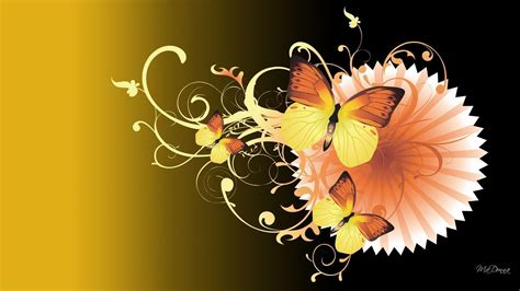 abstract butterfly wallpapers wallpaper cave