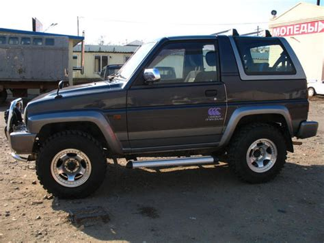 Used Daihatsu Rocky For Sale by 1996 Daihatsu Rocky Pictures For Sale