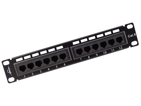 Patch Panel 6 by Patch Panels Y Cables Para Armarios Rack 19 Quot