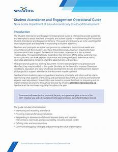 9  Student Attendance Contract Template Examples