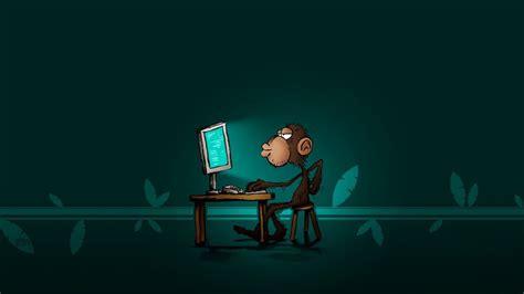 monkey   computer wallpaper hd wallpapers hd