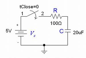rc and rl exponential responses northwestern With rc circuits charging