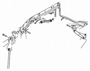 2005 Dodge Durango Lateral Link Assembly  Link  Trackbar