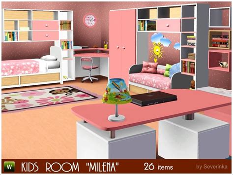 Severinka's Kids Room 'milena