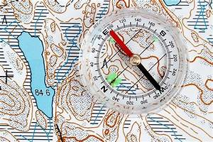 Outdoor Education  How To Read A Topographic Map