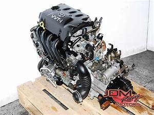 Jdm 2nz Fe Vvti Toyota Echo  Yaris Engine   5 Speed Transmission 1nz Fe Vitz Bb Scion Xb