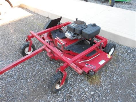 Pull Mower Deck by Swisher T1360b1 60 Quot Tow Mower Rotary Cutters Flail Mowers