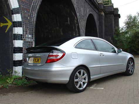 Mercedes-benz C-class Sports Coupé Review (2001
