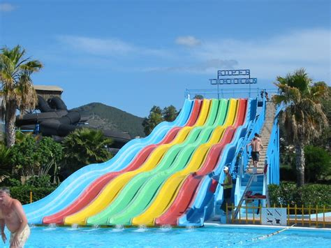 activity aguamar water park playa den bossa ibiza