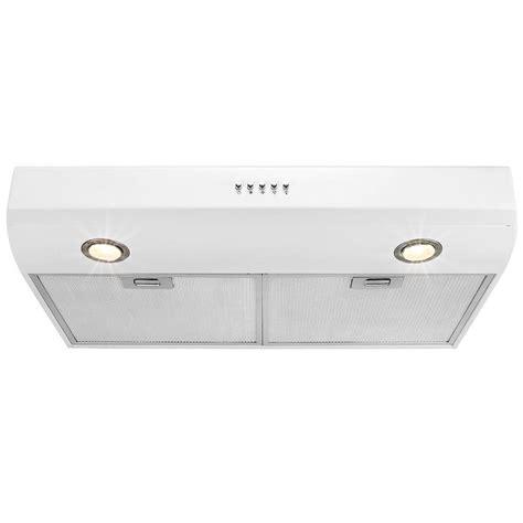 under cabinet vent hood installation akdy 30 in kitchen under cabinet range hood in white hd