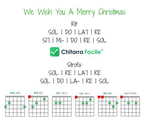 we wish you a merry testo italiano canzoni di natale we wish you a merry tutorial