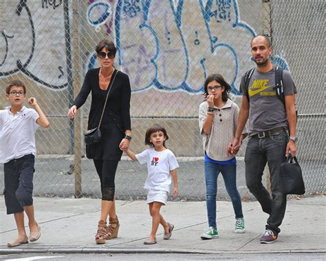 Almost a year ago raheem sterling snatched victory for manchester city his sister, tilly, was stillborn in 2012 and the family's heartache has put the importance of football in. Pep Guardiola Photos Photos - Pep Guardiola Walk with His Family in SoHo - Zimbio