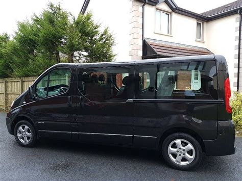 Trafic 9 Seater by Renault Trafic Sport 9 Seater Reduced In Omagh County