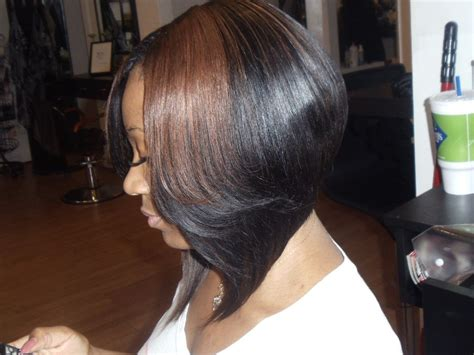 sew in weave hairstyles for black women best picture bob